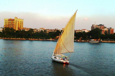Felucca Ride Night Tour on the Nile River