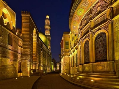Day Tour to Non Touristic mosques in Cairo