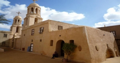 Day Tour to Wadi al-Natrun from Cairo